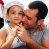 Мурат Йылдырым с сыном.